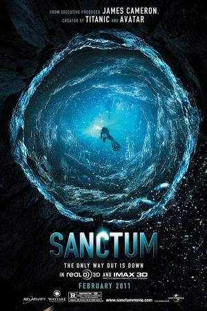 Những bộ phim tuyệt vời bạn đã bỏ lỡ: Sanctum